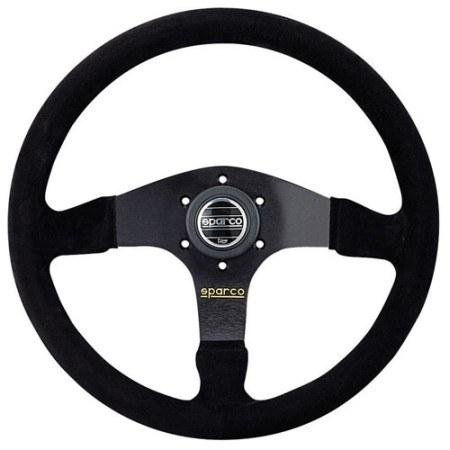 Kierownica Sparco R375 - GRUBYGARAGE - Sklep Tuningowy